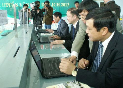 TP Đà Lạt khai trương hệ thống Wi-Fi miễn phí