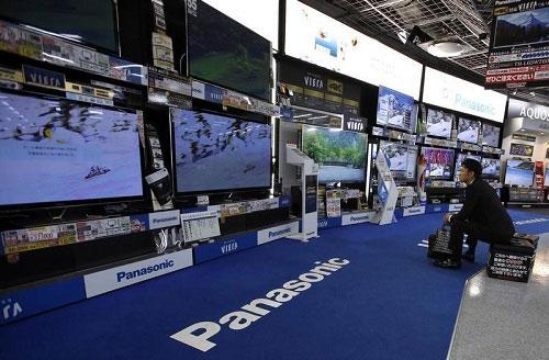 Sony, Panasonic ngừng hợp tác phát triển TV OLED