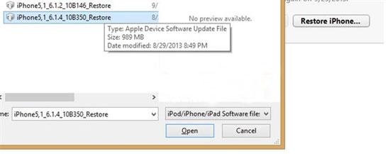 Cách khắc phục lỗi treo táo khi Jailbreak iOS 7