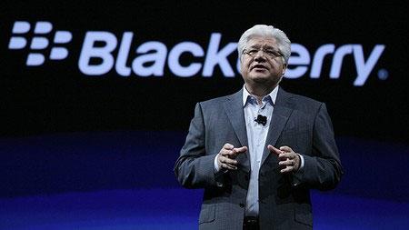 Nhà đồng sáng lập BlackBerry bán tháo cổ phiếu
