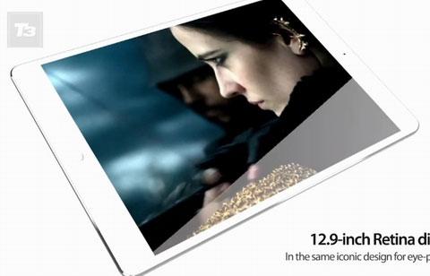 Apple sẽ phát hành iPad Pro siêu nét