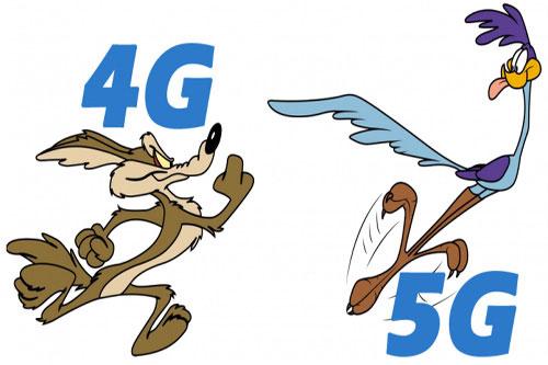 Hàn Quốc dự định thử nghiệm mạng 5G vào năm 2018