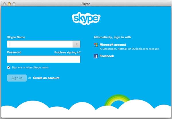 Hướng dẫn tắt quảng cáo khó chịu trong Skype 6