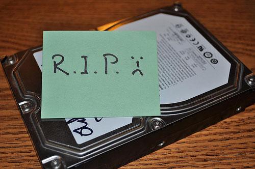 Các bước xác định xem ổ cứng đã đến lúc hỏng?