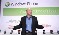 """Windows Phone đang lùi về """"cửa tử"""""""