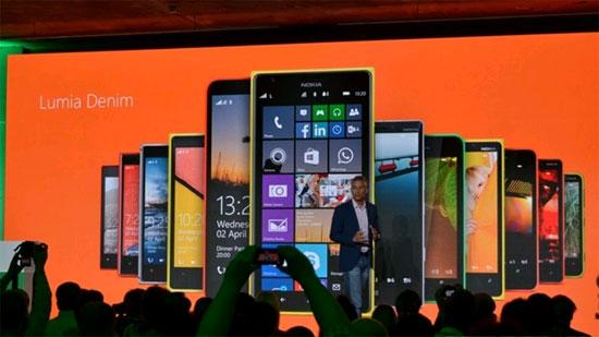 Hướng dẫn người dùng Windows Phone cập nhật Lumia Denim