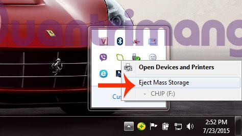 Những cách rút USB an toàn - Ảnh minh hoạ 2