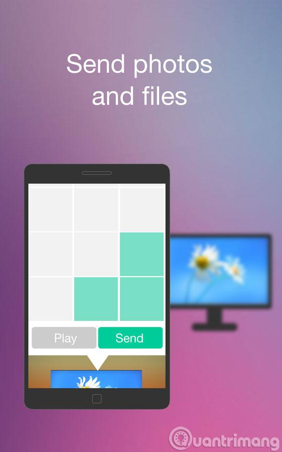 Ứng dụng Filedrop