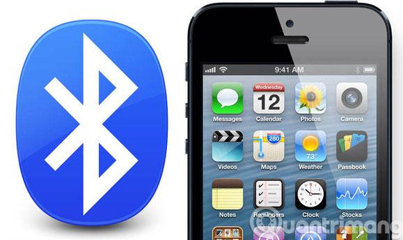 Chức năng Bluetooth trên iPhone