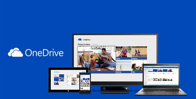 Dịch vụ đám mây OneDrive