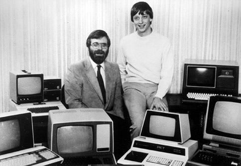 Lịch sử hệ điều hành Windows của Microsoft xuyên suốt qua các thời kỳ Microsoft-History