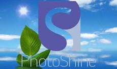 Ghép ảnh vào khung với PhotoShine