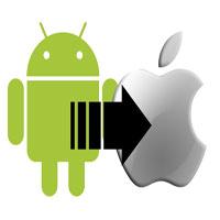 Cách đơn giản để chuyển dữ liệu từ Android sang iPhone