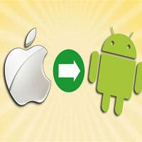 Làm thế nào để chuyển dữ liệu từ iPhone sang Android?