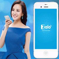 Hướng dẫn lấy lại mật khẩu Zalo trên điện thoại