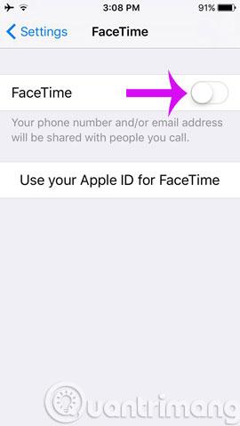 Hướng dẫn xóa dữ liệu cá nhân trên iPhone