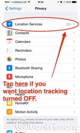 Làm cách nào tránh bị theo dõi lén qua smartphone?