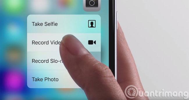 Khắc phục lỗi phổ biến trên iPhone 6S