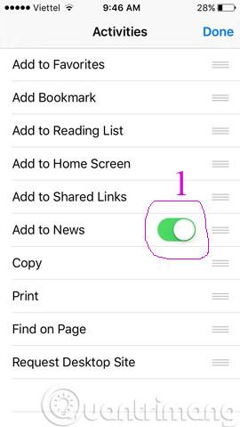 Hướng dẫn kích hoạt ứng dụng Apple News trên iOS 9