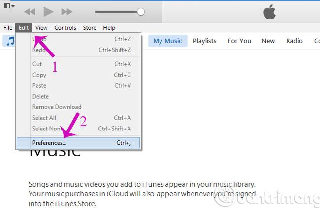 Ngăn iTunes tự cài lại App trên iPhone theo 3 bước
