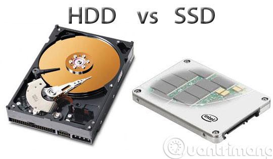Ổ HDD hay SSD