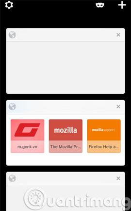 Firefox cho iOS mới ra mắt có gì hay?