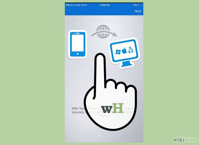 Truy cập và điều khiển máy tính từ xa với điện thoại iPhone