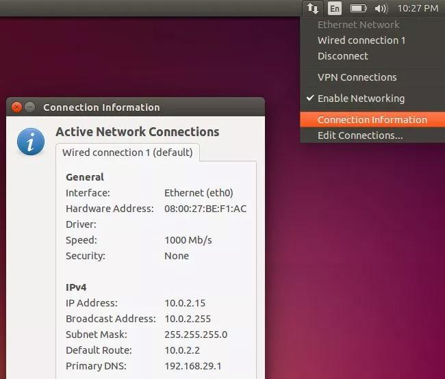 IP -Linux