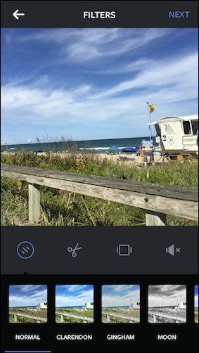 Hướng dẫn chia sẻ Live Photos trên Facebook và Instagram