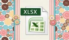 File XLSX là gì? Đọc XLSX bằng phần mềm gì? Làm sao mở được file XLSX?