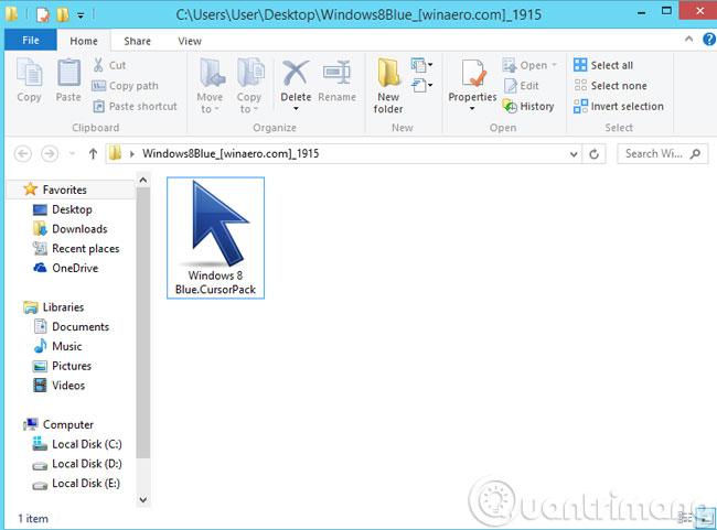 Hướng dẫn thay đổi giao diện trỏ chuột trên Windows
