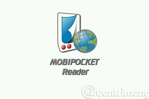 Phần mềm Mobipocket Reader