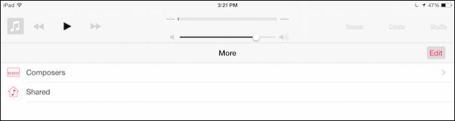 Các bước chia sẻ thư viện iTunes trên iPhone hoặc iPad