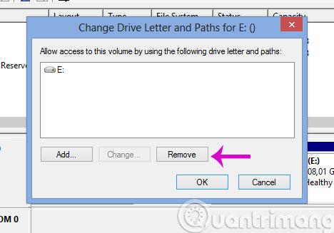 2 cách ẩn phân vùng đĩa cứng trên Windows