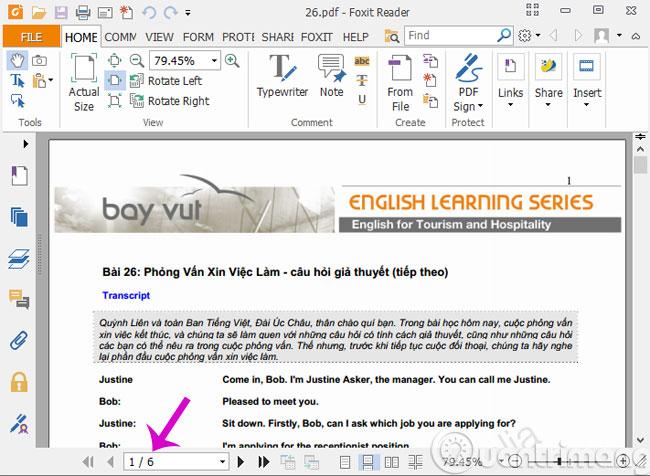 Hướng Dẫn Cách Cắt Chỉnh Sửa File Pdf | Dịch Vụ Photoshop