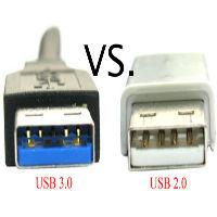 Phân biệt USB 2.0 và USB 3.0