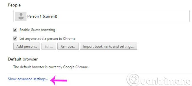 Khắc phục lỗi Aw Snap trên Google Chrome theo 4 cách - Quantrimang com