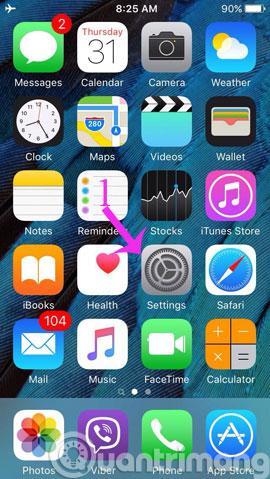 Xem địa chỉ Mac của iPhone như thế nào?