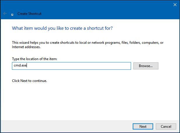 12 cách mở CMD - Command Prompt dễ dàng trên Windows 10