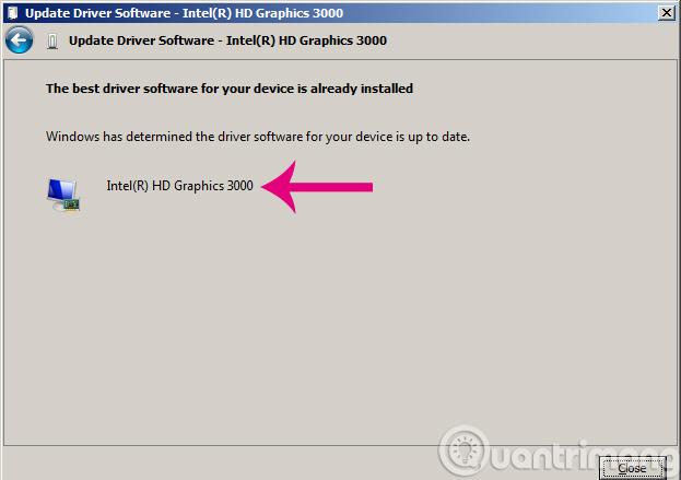 2 cách đơn giản cập nhật driver VGA cho màn hình máy tính