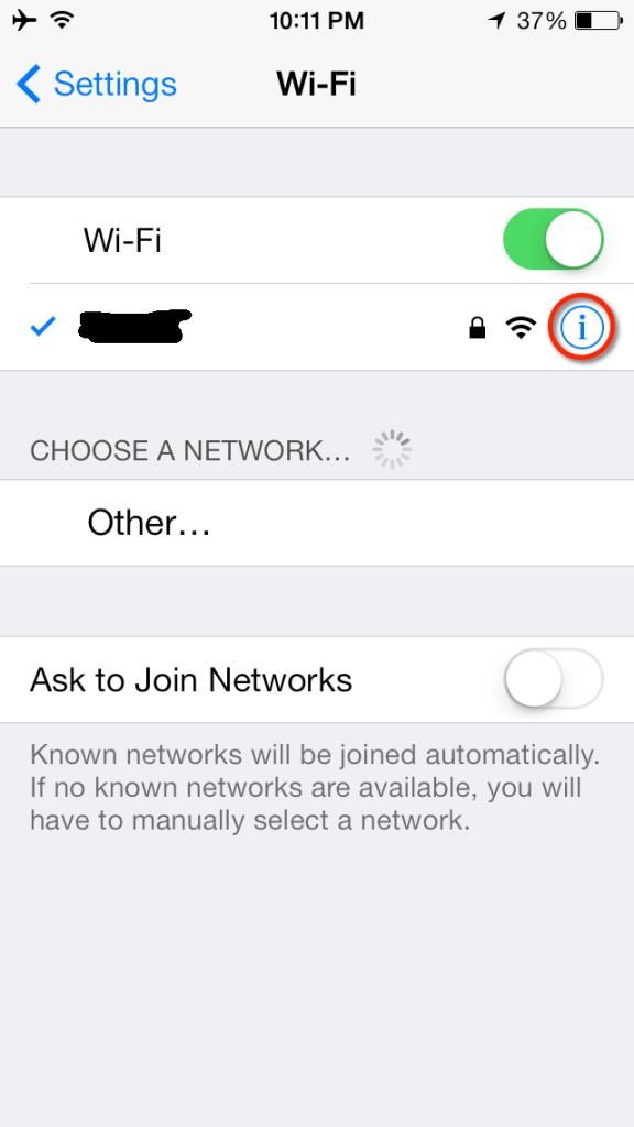 Tùy chỉnh DNS