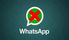 Cách xóa tài khoản WhatsApp