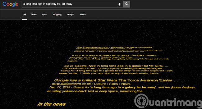 Xem kết quả tìm kiếm theo phong cách Star War