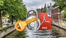 Cách dùng Smallpdf để đặt mật khẩu cho file PDF trực tuyến