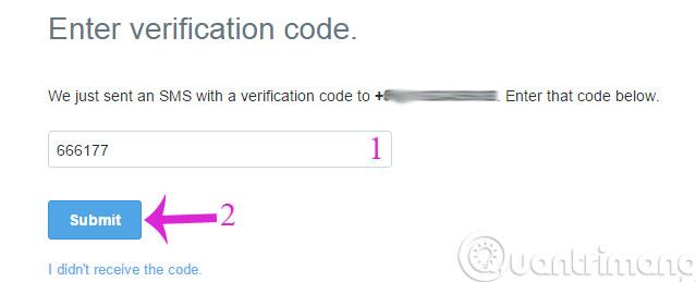 Điền mã kích hoạt