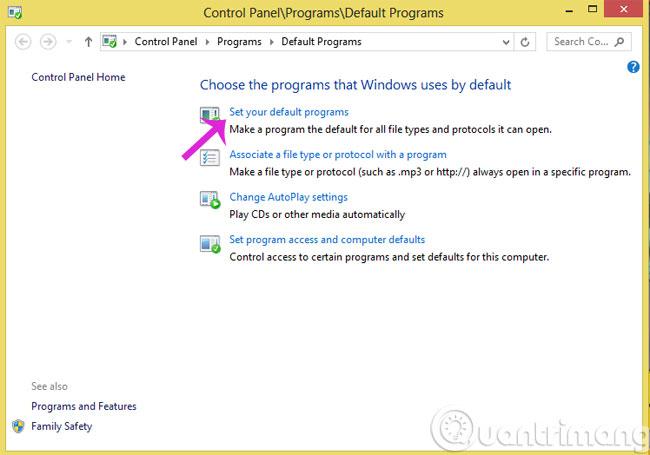 Thêm tùy chọn Mount vào menu chuột phải trong Windows 8