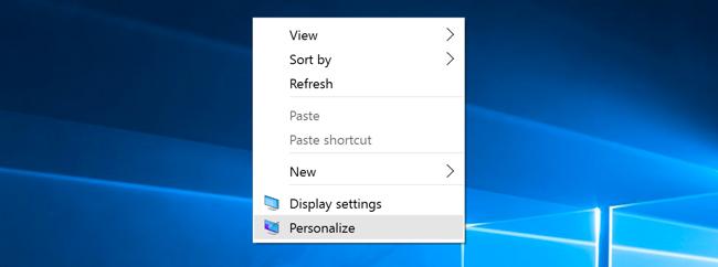 Hướng dẫn hiển thị biểu tượng My Computer trên màn hình Desktop Windows 7, 8, 10