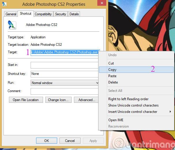 Thêm ứng dụng bất kỳ vào menu chuột phải trong Windows như thế nào?