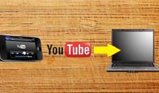 Điều chỉnh video YouTube trên máy tính bằng smartphone