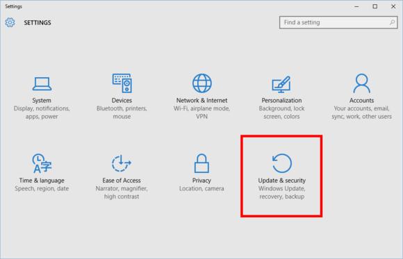 Kích hoạt tính năng Find My Device để tìm máy tính Windows 10 bị mất như thế nào?
